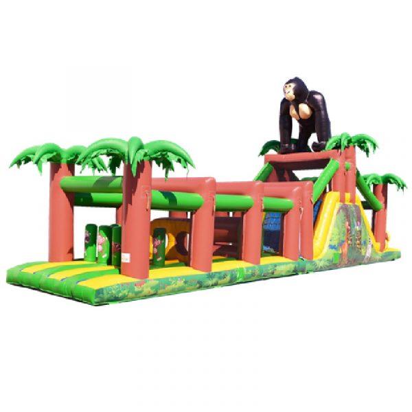 Jungle stormbaan huren
