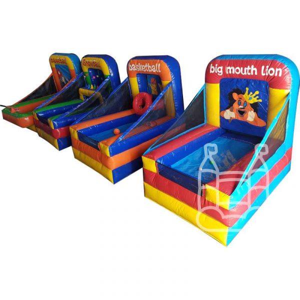 Kinderspelen Spellenpakket Huren